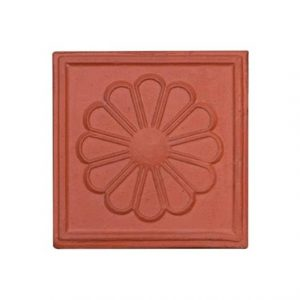 "4"" x 4"" Decorative Tile"